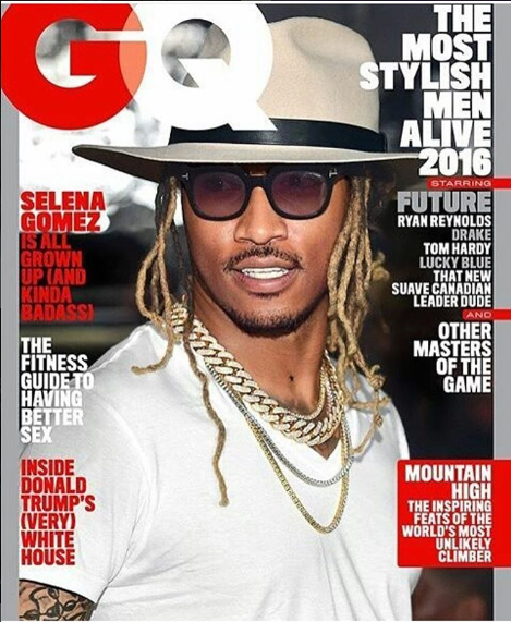 FUTURE GQ MAGAZINE