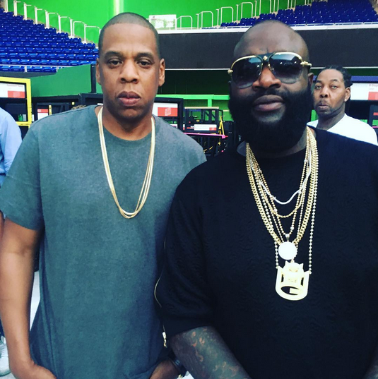jay z rick ross mmg roc nation
