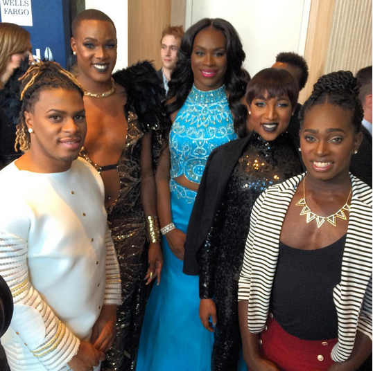 Prancing Elites GLAAD Awards