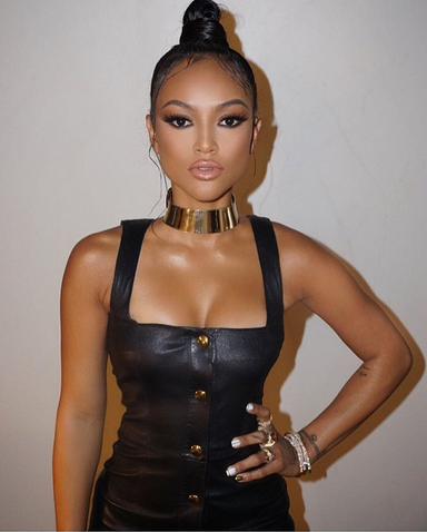 KARRUECHE TRAN BET AWARDS SHOW