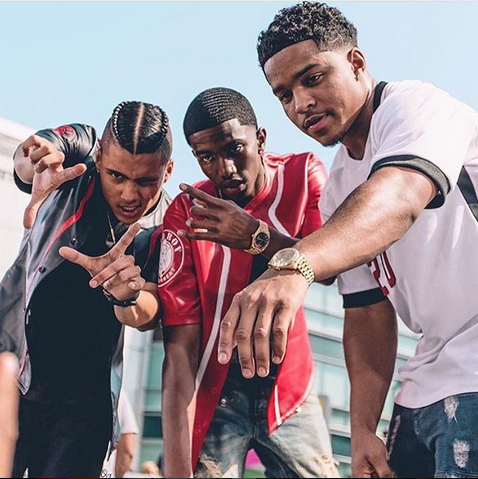 CHRISTIAN COMBS, KING COMBS, SEAN DIDDY COMBS, DIOR, BAD BOY