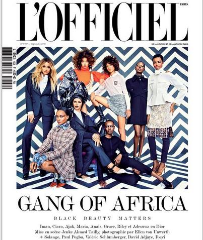 L'OFFICIEL GANG OF AFRICA