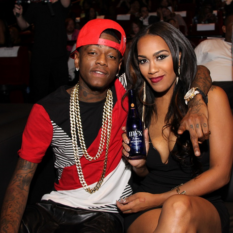SOULJA BOY NIA RILEY