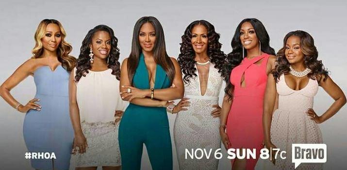 Housewives of atlanta season 1