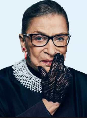 As I predicted....Women are trying to normalise Paedophilia... Ruth-bader-ginsburg